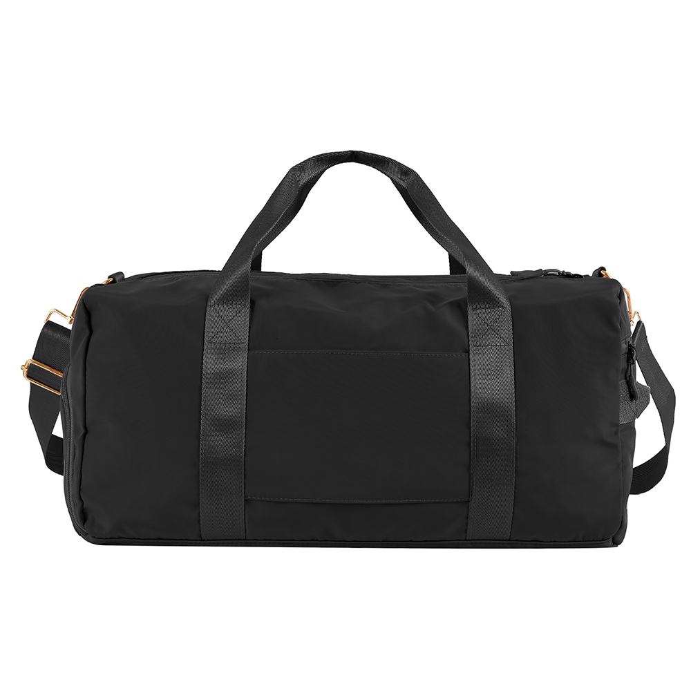 Outdoor Waterproof Nylon Sports Gym Bags Men Women Training Fitness Travel Handbag Shoulder Dry Wet Bag With Shoes Compartment
