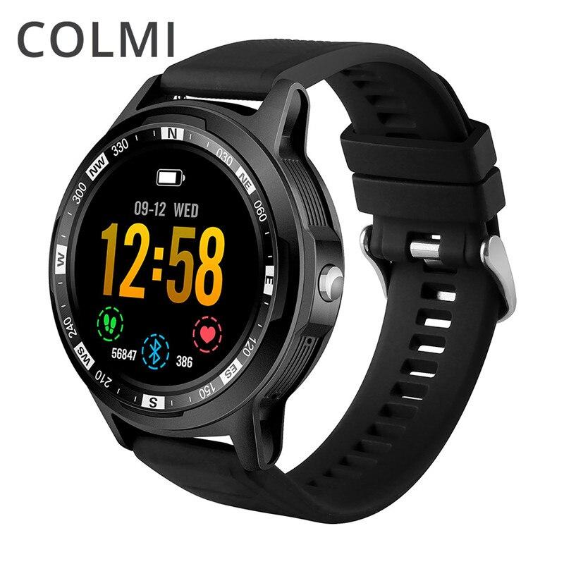 COLMI SKY 3 GPS Sport montre intelligente IP67 étanche Bluetooth fitness tracker capteur hommes alpinisme Smartwatch pour IOS Android