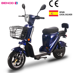 Benod Electric Motorbike Scooter Lithium Battery Electric Motorcycle High-Speed Electric Motorcycle Scooter Motor Moped Ebicycle