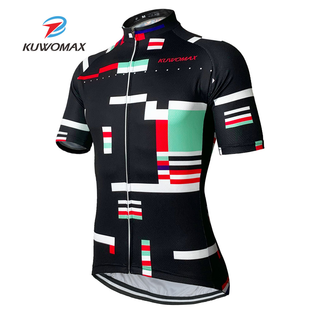 KUWOMAX Breathable Cycling Jersey Short Sleeve MTB Bike Clothing Bicycle Clothes Cycle Shirts Maillot Ropa Ciclismo Sportswear.|Cycling Jerseys| |  - title=