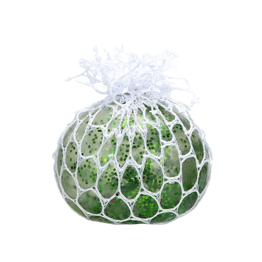 Stress Relief Ball Toy Novetly Squeeze Ball Hand Wrist Exercise Antistress Slime Ball Toy Funny Gadgets Toys