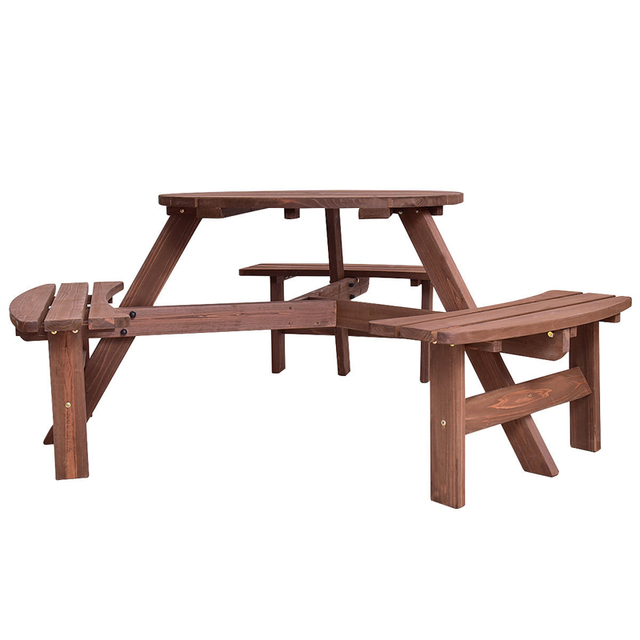 Picnic Table Bench Set   2