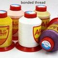 210D/3 скрепленная швейная нить без широкой ткани, аксессуары ручной работы для кожевенной вязки, прочные нитки