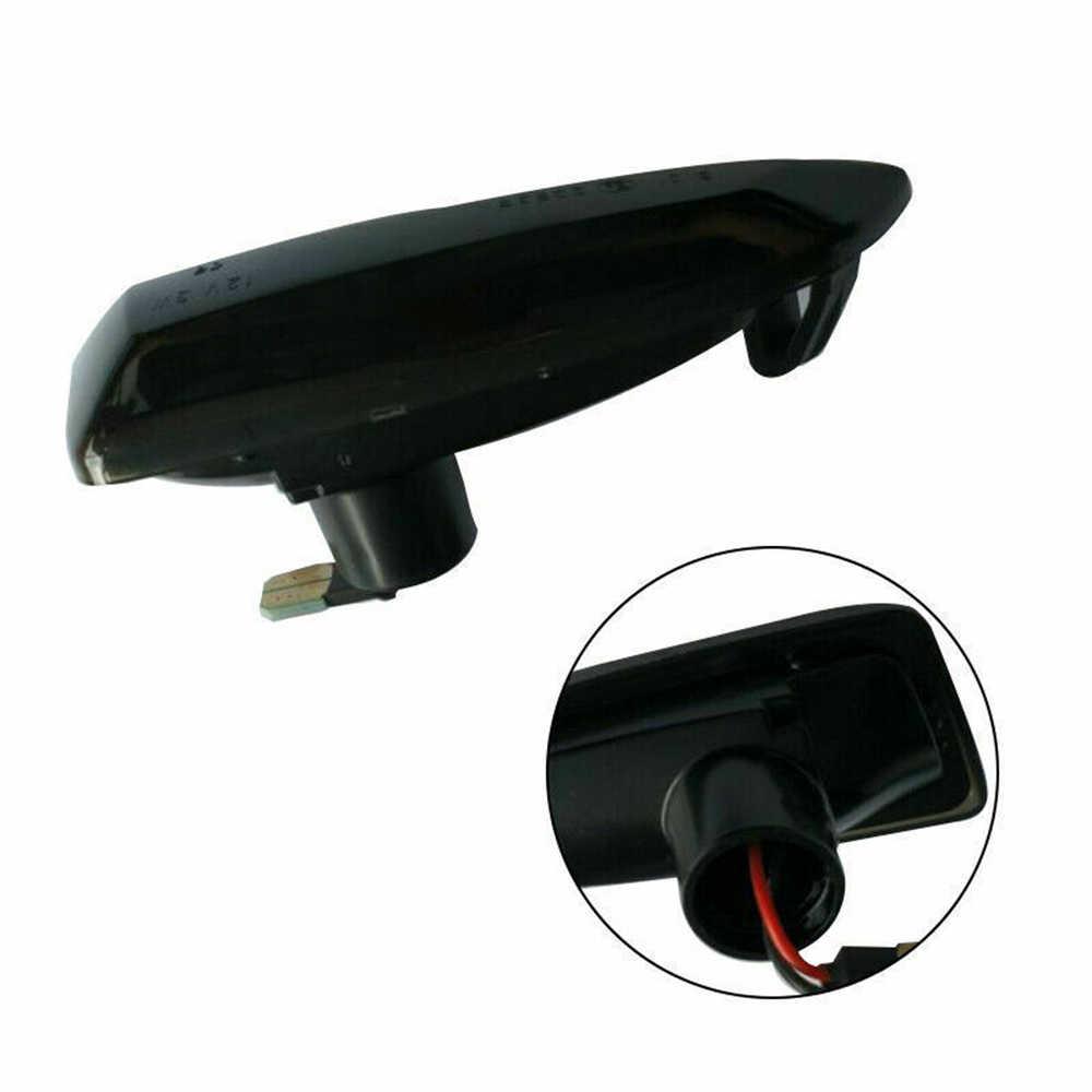 Clignotant de clignotant de marqueur latéral de LED coulant dynamique pour Opel Zafira Tourer facile à installer