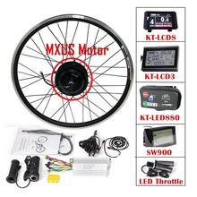 Converts-Kit Hub-Motor Ebike Led-Speed-Throttle Sw900-Display 350W 36v 250w MTB MXUS