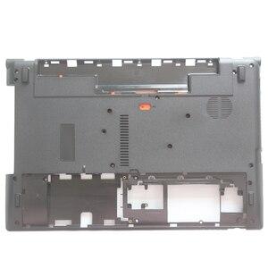 2 sztuk/partia dolna obudowa pokrywa dolna zamiennik dla Acer Aspire V3-571G V3 V3-551G V3-551 V3-571 dolna obudowa baza powłoki D pokrywa