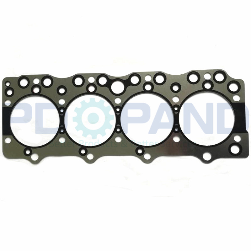4BE1 Engine Metal Cylinder Head Gasket  8 94418 919 0 8 94418 920 0 8 94418 921 0 for Isuzu NKR NPR 3.6L|Cyl. Head & Valve Cover Gasket|   -