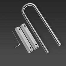 U-образная ручка 50-130 кг/80-180 кг Регулируемая увеличивающая прочность пружинная ручка УДЛИНИТЕЛЬ РУЧНОЙ ИНСТРУМЕНТ тренажер
