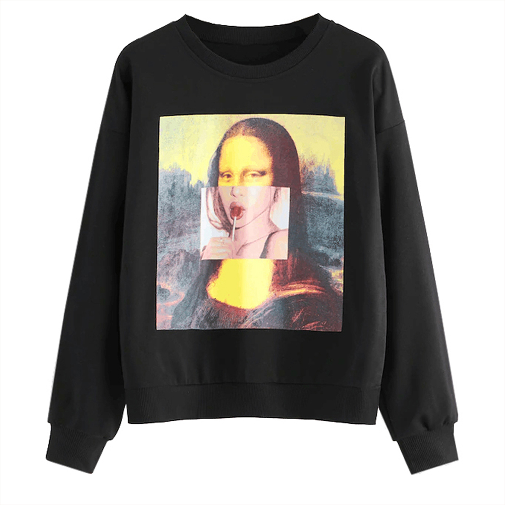 Women's Hooded Sweatshirt 2019 Autumn Winter Plus Size Long Sleeve Pocket Pullover Hooded Sweatshirt Female Casual Warm