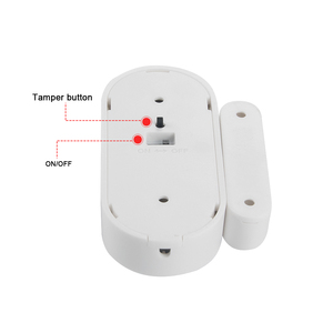 Image 5 - 433MHz Door Window Alarm Sensor Wireless Magnetic Switch Contact Detector Signaling for   Intruder Security Alarm System