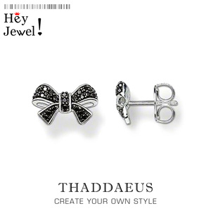 Bow Knot Stud Earrings,Thomas