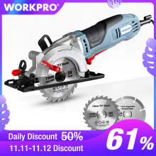 Circular-Saw Blade-Sawing-Machine Tct-Blade Power-Tools WORKPRO Multifunctional Mini