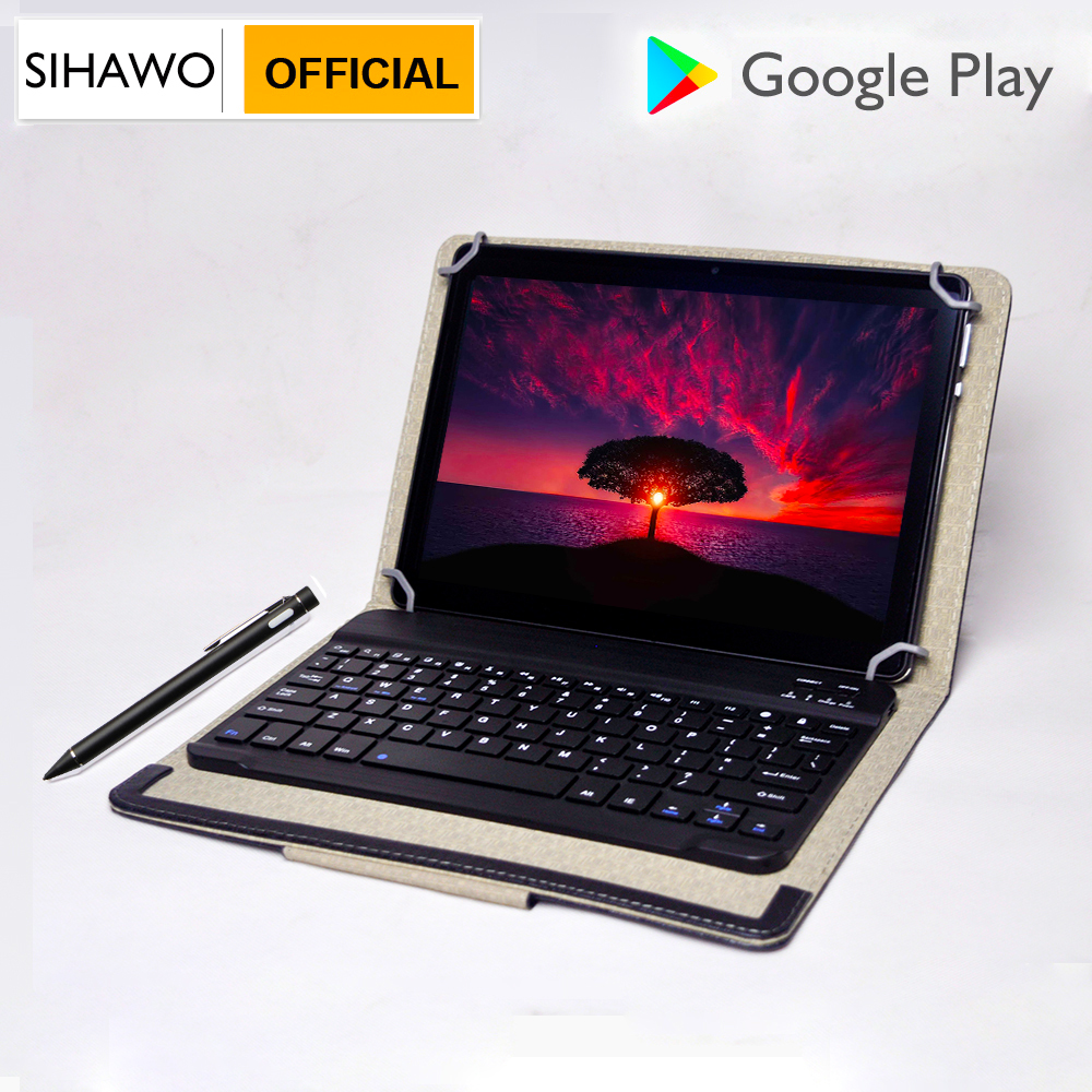 10inch 8GB RAM 128GB ROM MT6799 Helio X30 Deca Core Android 8.0 <font><b>Tablet</b></font> PC 4G Phone Call Wifi 1920x1200 OTG 13MP+5MP <font><b>10.1</b></font> <font><b>Tablets</b></font> image