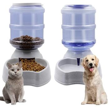 Automatic Pet Safe 2.3.8L Feeding & Drinking Storage Bowls  1