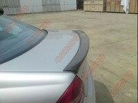 Fit for Mercedes Benz C W203 C180 200 220 240 270 carbon fiber rear spoiler rear wing