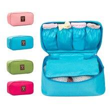 QIUYIN Women's Portable Lightweight Multi-function Underwear Generation Bra Package Travel  Bra  Handbag