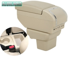 Auto-Accessories Jac J4 Armrest Central for Cup-Holder Storage-Box Ashtray Car Modification
