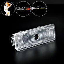 4 шт. светодиодный светильник-проектор с логотипом Ghost Shadow для BMW E39 X5 E53 E52 528I, лампа для двери автомобиля без сверления, Стайлинг автомобиля