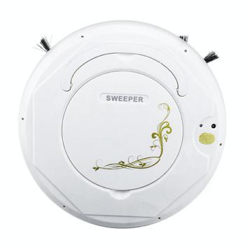 Odkurzacz Robot Home Touch Switch bezprzewodowy odkurzacz ręczny Mop i zamiatarka i odkurzacz 3 w 1 odkurzacz tanie i dobre opinie Cadimone CN (pochodzenie) 220 v Typu mopem i zamiatanie i ssania 0 5 L Cyclone pył wiadro pył box 1 godziny i 30 godzin minutes-2