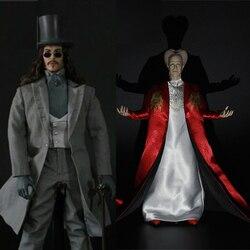 В наличии 1/6 масштаб RM032 и RM033 EDMAN игрушки Дракула красный/Дракула синяя версия Коллекционная 12 ''модель мужской экшн