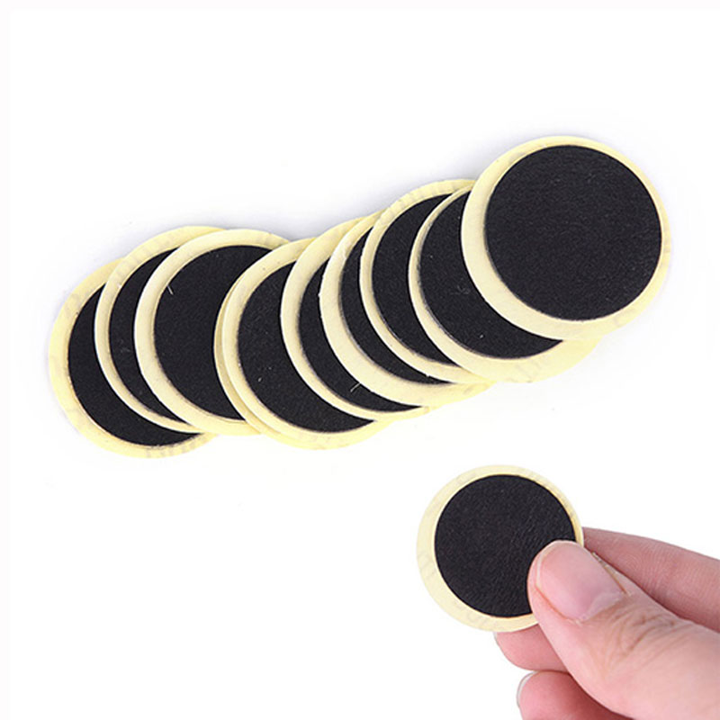 30pc Universal Tire Repair Rubber Glues Patch Patching Tool For Motorcycle Tyres