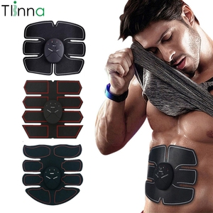 Electric muscle stimulator abs