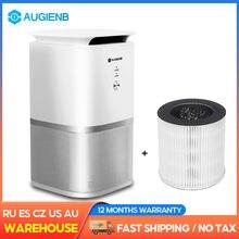 Augienb purificador de ar mais limpo para casa filtros hepa baixo ruído com luz da noite desktop purificadores filtração A-DST02 A-DST01