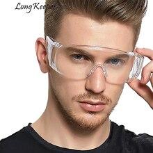 New Women/Men PC-Safety Glasses Eye Protection Anti-Dust&Sho