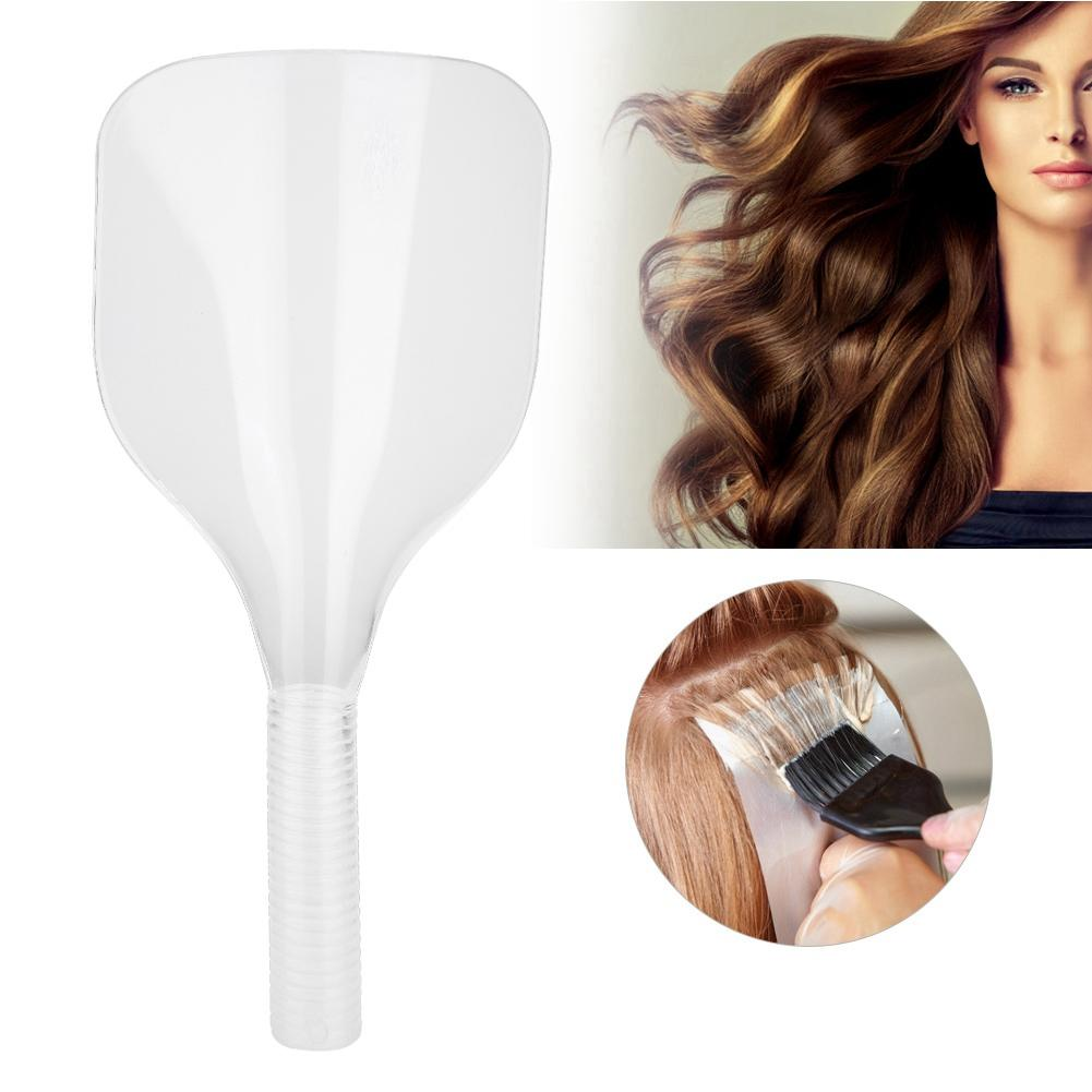 Hot  Sale  Hair Salon Face Shield Hairspray Masks Cutting Coloring Protective Cover