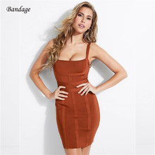 Winter Gebreide Bandage Jurk 2019 Nieuwe Aankomst Vrouwen Strapless Sexy Celebrity Party Nachtclub Jurk Bodycon Mini Vestido Backless(China)