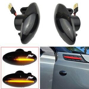 Image 2 - Dynamic Side Marker  LED Turn Signal Light For Suzuki Swift MZ EZ FZ Jimny Splas Grand Vitara APV Arena Alto SX4 S Cross XL7