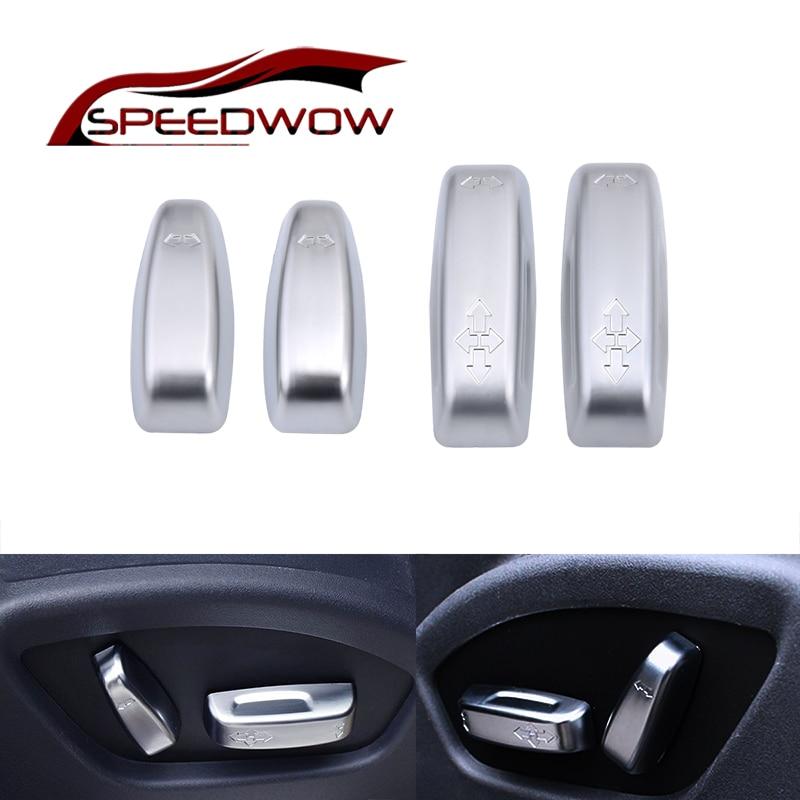 Araba Styling Sticker Iç Koltuk Ayar Anahtarı Düğmesi Kontrol Topuzu Kapağı Düzeltir Volvo XC60 XC70 V40 V60 S40 S60 c30 C70|İç Profiller|Otomobiller ve Motosikletler - title=