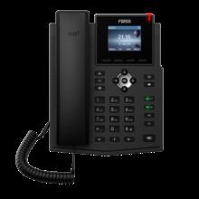 X3SP IP телефон Fanvil бренд беспроводной SIP телефон Поддержка двух VoIP ЖК-экран для учётных записей домашний бизнес офис IP телефон