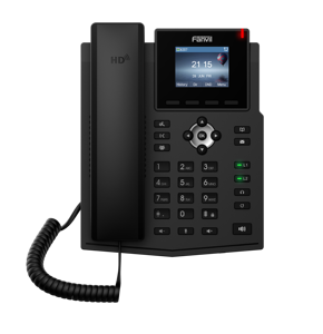 Image 1 - X3SP IP Telephone Fanvil  Brand Wireless SIP Phone Support Two VoIP LCD Screen For Accounts Home Business Office IP Telephone