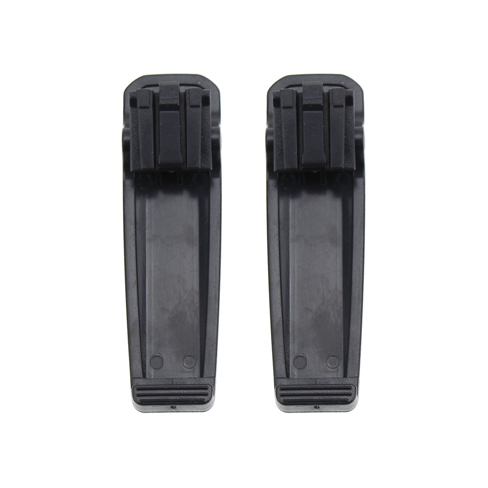 2X BP 279 BP 280 BP 280LI Battery Belt Clip for ICOM F1000 F2000 F1000D in Walkie Talkie Parts Accessories from Cellphones Telecommunications
