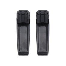 2X BP-279 BP-280 BP-280LI Battery Belt Clip for ICOM F1000 F2000 F1000D