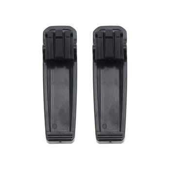 2X BP-279 BP-280 BP-280LI Battery Belt Clip for ICOM F1000 F2000 F1000D hsw 5200mah 6cells laptop battery for packard bell easynote b3600 1 b3605 b3620 b3800 bp 8050 s bp 8050i bp 8050 p battery