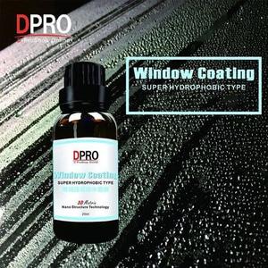 Image 2 - Dpro Window Coating Water Repellent Waterproof Coating Super Hydrophobic Ceramic Coating For Windshield Liquid Glass