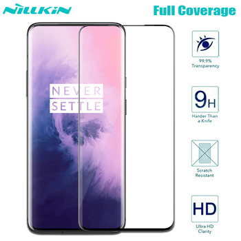 Oneplus 7T Pro Tempered Glass Oneplus 7 Pro Screen Protector Nillkin 3D Full Coverage Glass Safety Glass for One Plus 7 7T Pro