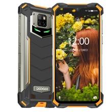 IP68/IP69K DOOGEE S88 Pro Rugged Phone 10000mAh BIG Battery Quick Changing Helio P70 Octa Core