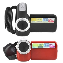 Professional 16X Zoom Digital Video Camera Camcorder, 2inch TFT LC D Sceen USB 2.0 Interface Mini DV for Kids