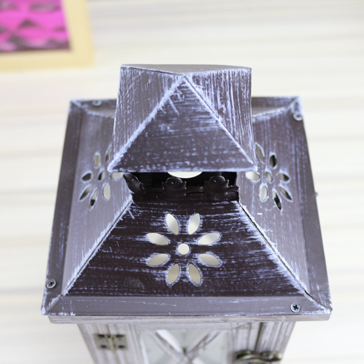 Cozy Wind Lamp Candle Holder For Home Decoration