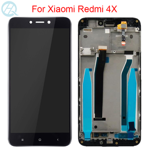 10 Touch For Xiaomi Redmi 4X LCD With Frame Display Touch Screen Assembly 5.0