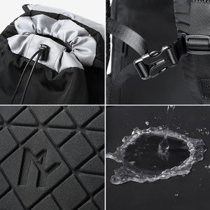 Image 5 - MOYYI 새로운 패션 남자 배낭 학교 가방 남자 여행 가방 대용량 여행 방수 14 15.6 인치 노트북 배낭