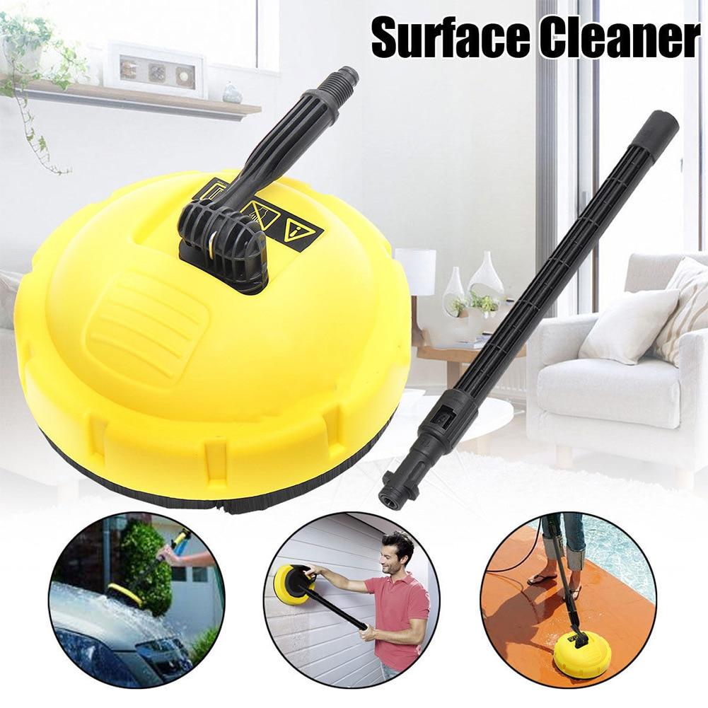 LaLeyenda Pressure Washer Deck Wall Patio Surface Cleaner Brush for Karcher/Lavor Garden Yard Car Accessories Extension Lance