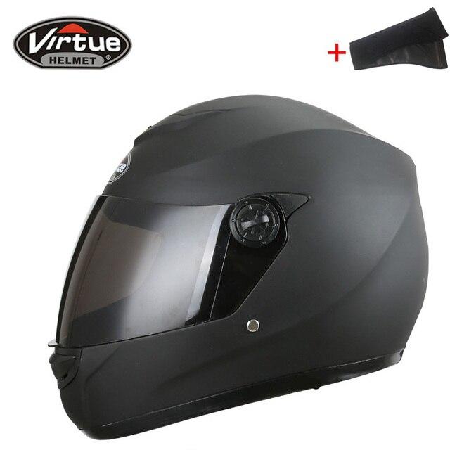 Virtue Biker Helmet 1