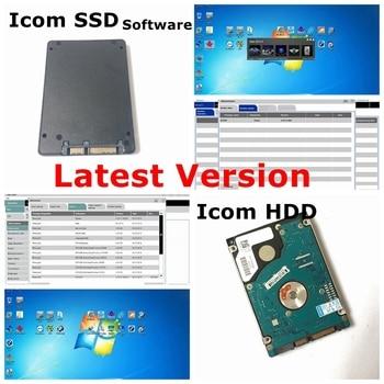 V2020.08 For BBMW Icom Next A2+B+C Software ISTA-D 4.24 ISTA-P 3.67 500GB HDD/512GB SSD win7 Expert Mode Multi-languages Icom a2