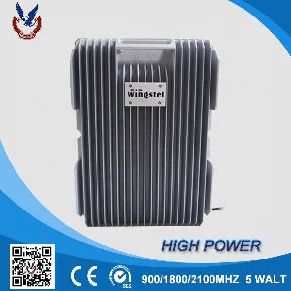 20watt High Power Gsm 2g 3g 4g Mobile Network Signal Booster Cell Phone Signal Repeater Signal Amplifier Transceiver
