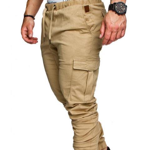 2019 Men Pants New Fashion Men Jogger Pants Men Fitness Bodybuilding Gyms Pants For Runners Clothing Autumn Sweatpants Size Karachi