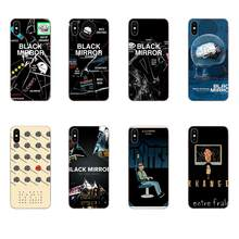 For Xiaomi Redmi Note 2 3 3S 4 4A 4X 5 5A 6 6A Pro Plus Soft TPU Capa Tv Black Mirror Season Posters(China)